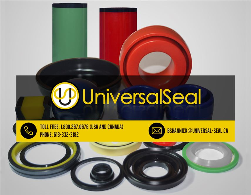 Our Seals are Manufactured in Canada