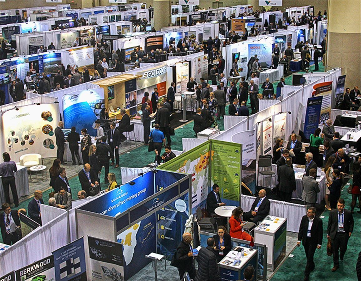 The World's Premier Mineral Exploration & Mining Convention