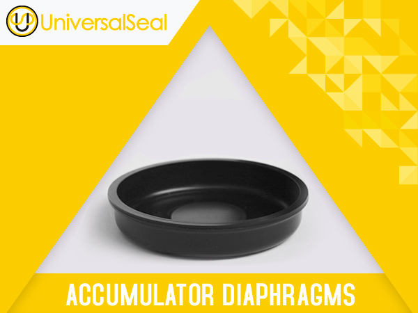 Accumulator Diaphragms- Products Universal Seal Inc.