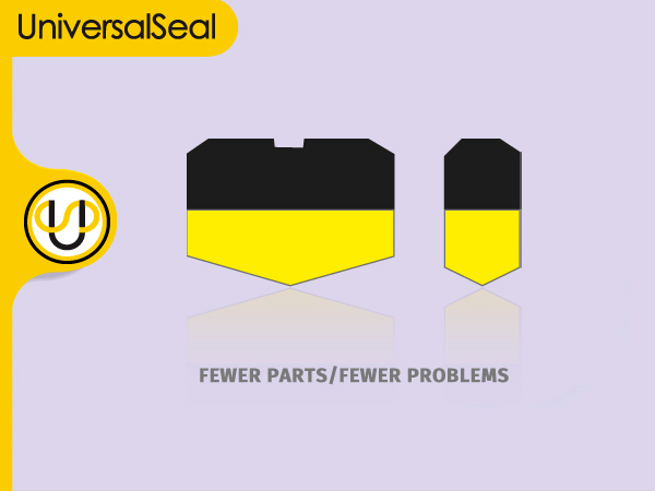 UniRing Piston Seals | Products | Hydraulic and Urethane Seals